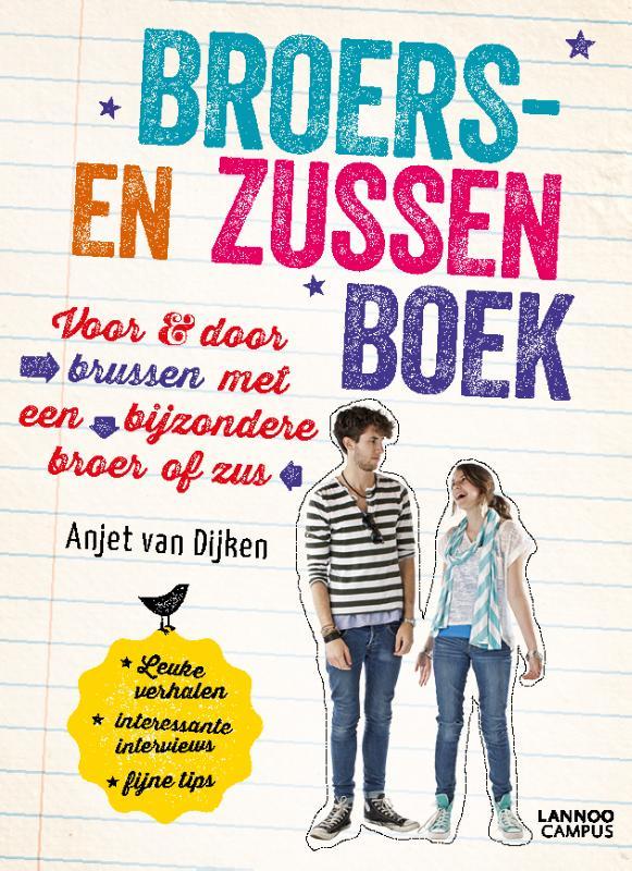 Anjet van Dijken,Broers- en zussenboek