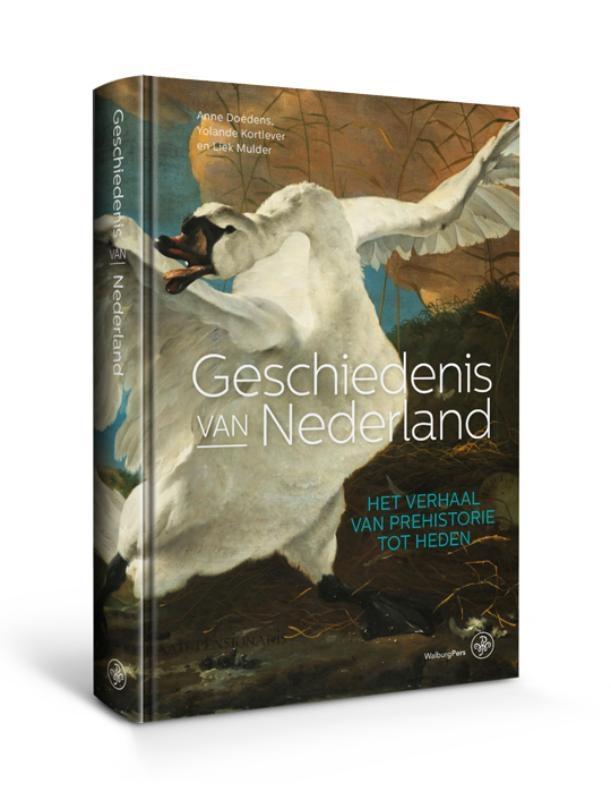 Anne Doedens, Liek Mulder, Yolande Kortlever,Geschiedenis van Nederland