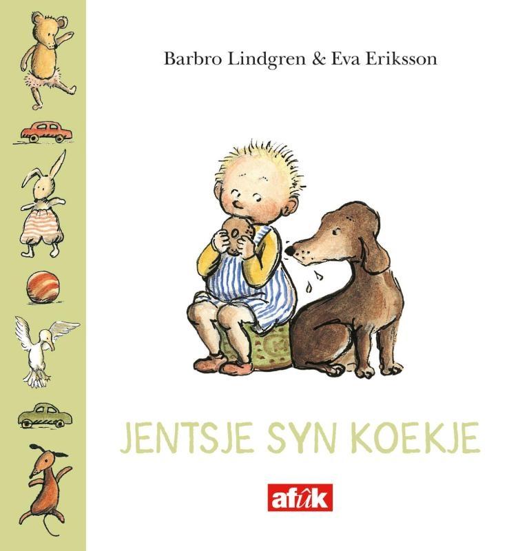 Barbro Lindgren,Jentsje syn koekje