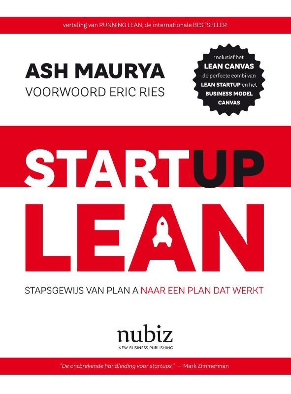 Ash Maurya,Startup Lean