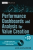 Alexander, Jack,Performance Dashboards and Analysis for Value Creation