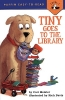 Meister, Cari,Tiny Goes to the Library