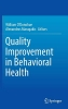 ,Quality Improvement in Behavioral Health