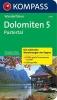 Hüsler, Eugen E.,Dolomiten 5, Pustertal
