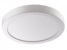 ,plafondlamp Alco LED wit 18 Watt 90 LEDS 90-265 volt