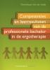 Dominique van de  Velde,Competenties en leerresultaten voor de professionele bachelor in de ergotherapie