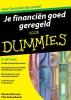 <b>Cleo  Scheerboom, Ram&oacute;n  Wernsen</b>,Je financien goed geregeld voor Dummies