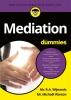 M.  Warson,Mediation voor Dummies