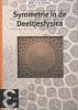 Walter D. van Suijlekom,Epsilon uitgaven Symmetrie in de deeltjesfysica
