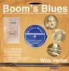 Wim  Verbei,Boom`s Blues + cd Muziek, journalistiek en vriendschap in oorlogstijd