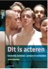 <b>Jeroen  Steenbeek</b>,Dit is acteren