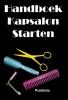 Frytske  Simonis,Handboek Kapsalon starten