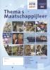 Janine  Middelkoop,Thema`s Maatschappijleer 1 voor VMBO bk-niveau 2016-2017 les/werkboek