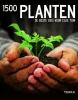 RHS  Royal Horticultural Society,1500 Planten