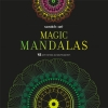 ,Scratch art Magic Mandalas