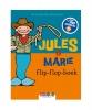 Annemie  Berebrouckx ,Jules & Marie Flip-Flap-Boek