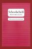 <b>Mike Louwman</b>,Schoolschrift