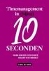 Carel  De Vries ,Timemanagement in (bijna) 10 seconden