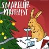 Emma  Ringelding Fleur  Bodt,Okapi Smakelijk kerstfeest (set van 5)