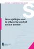 ,Kernregelingen voor de uitvoering van het sociaal domein 2019