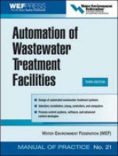Automation of Wastewater Treatment Facilities