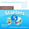 Cambridge Starters 5,Examination Papers from the University of Cambridge ESOL Examinations