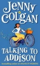 Jenny Colgan Talking to Addison
