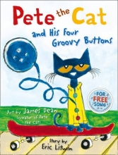 Litwin, Eric Pete the Cat and his Four Groovy Buttons