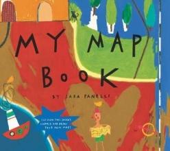 Sara Fanelli My Map Book