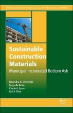 Dhir, Ravindra K Sustainable Construction Materials