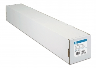 , Inkjetpapier HP C6019B 610mmx45.7m 90gr coated