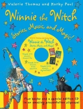 Thomas, Valerie Winnie the Witch: Stories, Music, and Magic! with audio CD