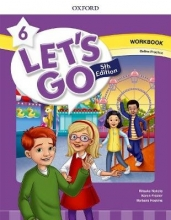 Let`s Go: Level 6: Workbook with Online Practice