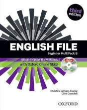 English File: Beginner. MultiPACK B with iTutor and Online Skills