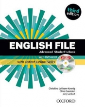 English File: Advanced. Student`s Book with iTutor and Online Skills