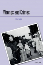 Tadros, Victor Wrongs and Crimes