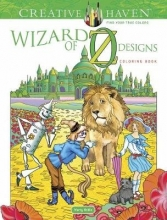 Marty Noble Creative Haven Wizard of Oz Designs Coloring Book