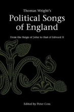 Thomas Wright,   Peter Coss Thomas Wright`s Political Songs of England