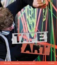 Hauck, Eva,   Klebebande Tape Art