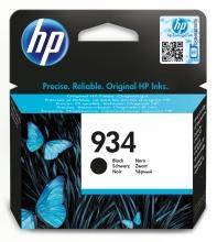 , Inktcartridge HP C2P19AE 934 zwart