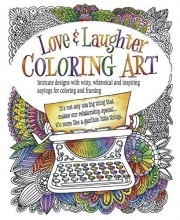 Love & Laughter Coloring Art