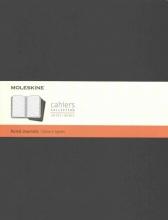 Moleskine Cahier Journal Extra Extra Large Ruled Black