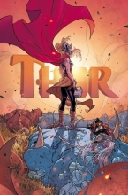 Aaron, Jason,   Stevenson, Noelle,   Punk, C. M. Thor 1
