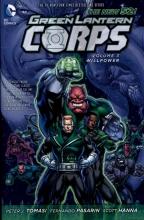 Tomasi, Peter J. Green Lantern Corps, Volume 3