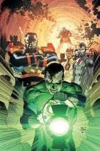 Venditti, Robert,   Jensen, Van Green Lantern New Gods