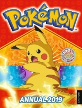 Official Pokemon Annual 2019