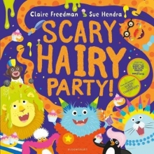 Freedman, Claire Scary Hairy Party