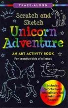 Scratch & Sketch Unicorn Adventure