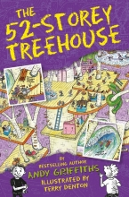 Andy Griffiths, The 52-Storey Treehouse