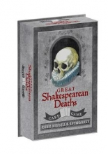 Riddell, Chris Great Shakespearean Deaths Card Game